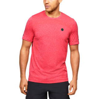 Under Armour RUSH SEAMLESS FITTED SS
