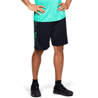 Under Armour TECH BAR LOGO SHORTS